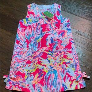 New Lilly Pulitzer shift dress